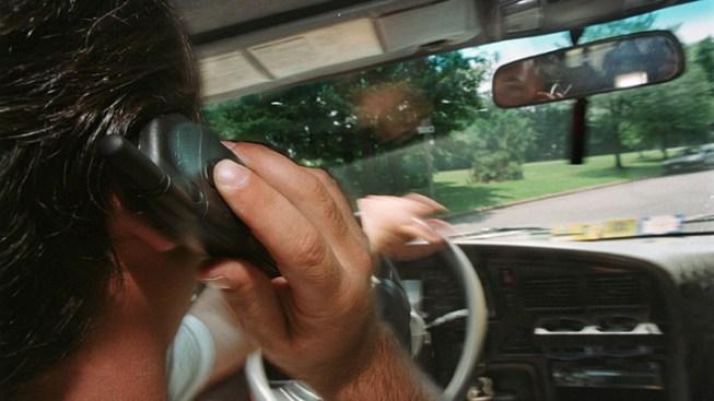 Californians Keep Texting Behind the Wheel
