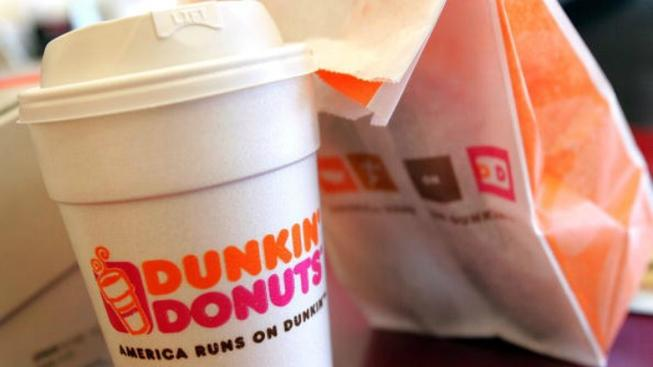 Opening: First Orange County Dunkin' Donuts