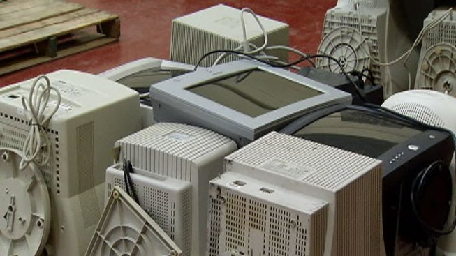 USD Recycling Center Offers Home for E-Waste With Nowhere to Go