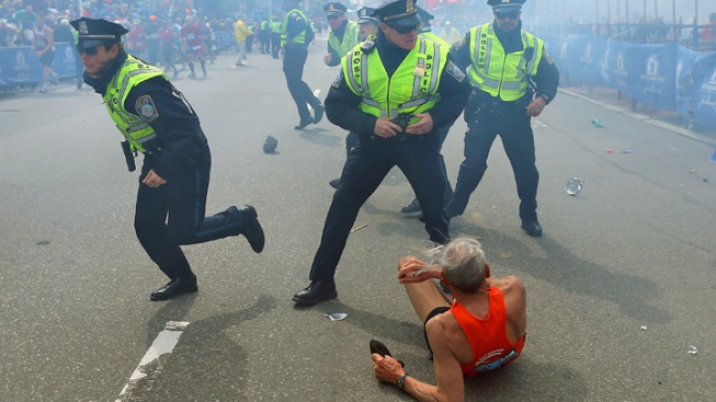 """78-Year-Old Runner Knocked Down by Boston Blast: It Was a """"Close One"""""""