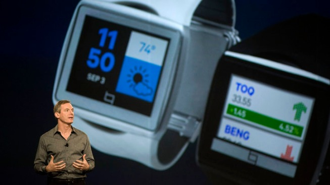 Qualcomm Finds Time Is Right for Smart Watch