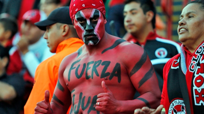 Rematch Between Tijuana Xolos and Club America at San Diego Clasico Match