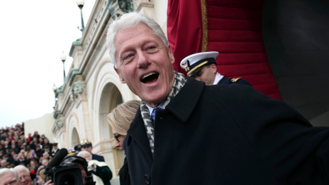 Bill Clinton Sends His First Tweet, With Some Help From Stephen Colbert