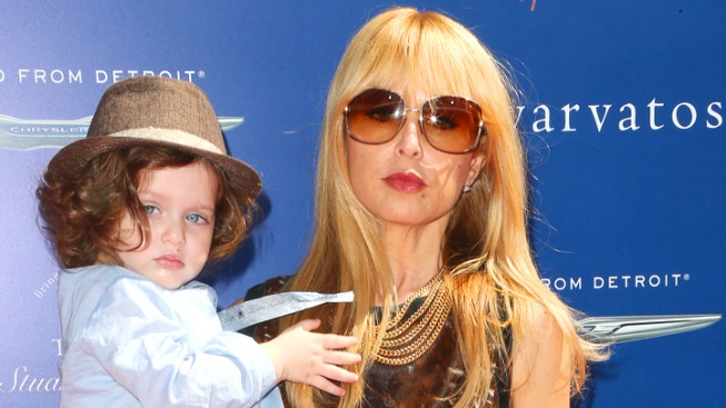 Rachel Zoe Pregnant With Her Second Child