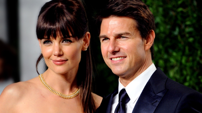 Tom Cruise and Katie Holmes Are Officially Divorced