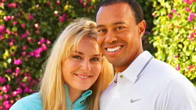 Tiger Woods and Lindsey Vonn: We're Dating