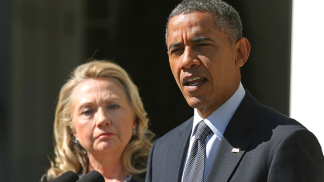 Obama, Clinton Most Admired Again: Poll