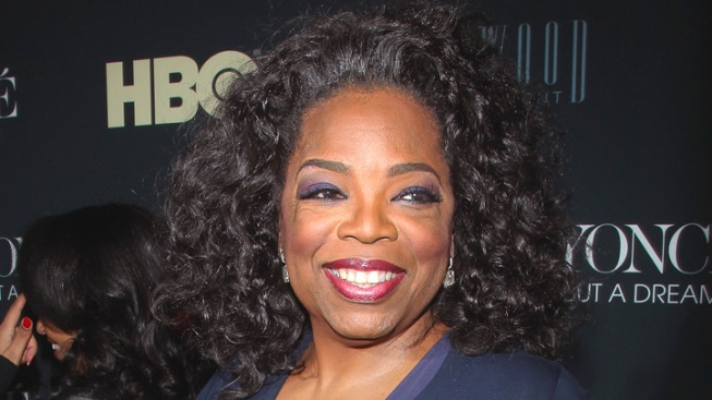 Oprah Winfrey Named Forbes' Most Influential Celebrity in America...Again