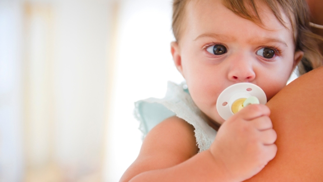 Study Says It's Good to Lick Your Baby's Dirty Pacifier