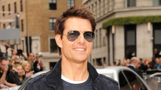 Tom Cruise Talks Coping After Katie Holmes Divorce