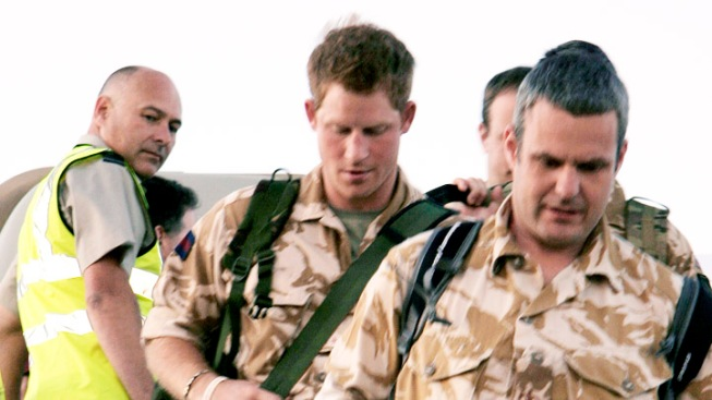 Prince Harry's Charming SD Rescue