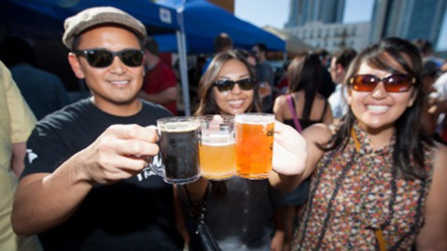 Craft Beer Events in August