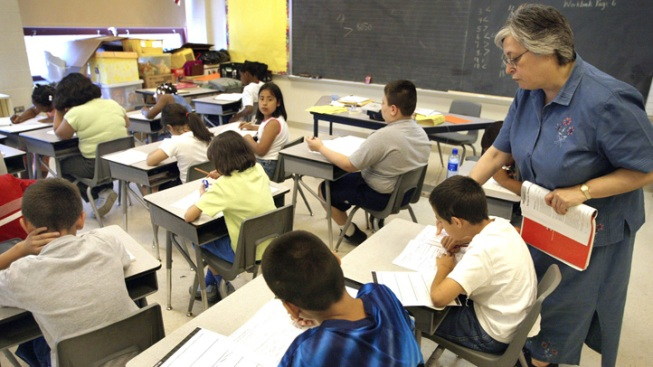 SD Students Improve State Test Scores
