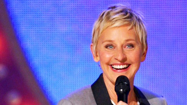 "Ellen DeGeneres ""Fine"" After Chest Pains"