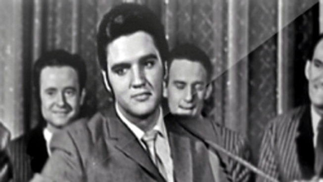 Elvis Presley's Tomb to be Auctioned