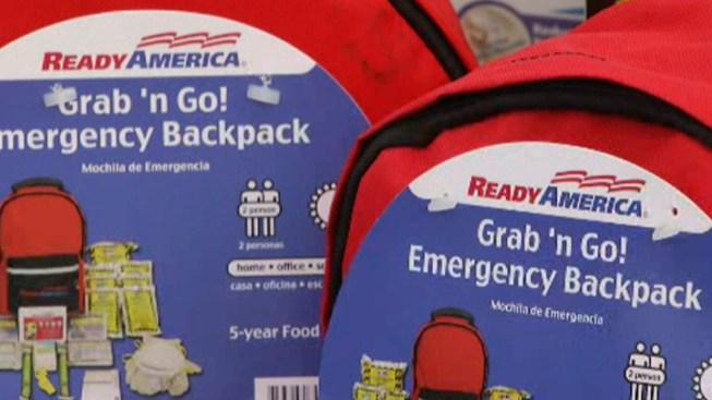 County Urges San Diegans to be Prepared For Emergencies
