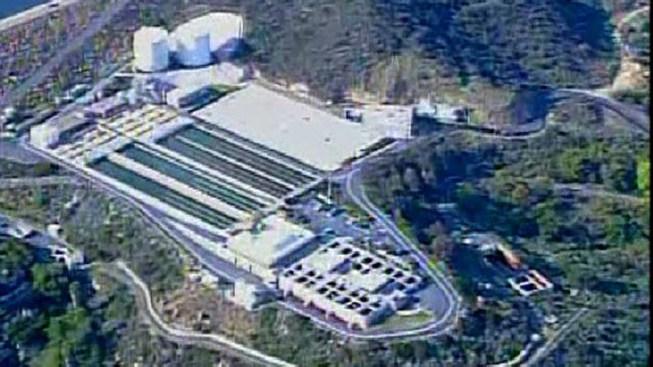 Hazmat Crews Respond to Spill in Escondido Water Treatment Plant