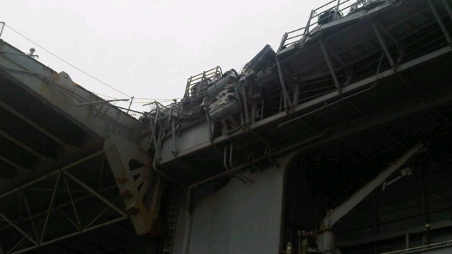 Chaos Before USS Essex Collision: Investigation