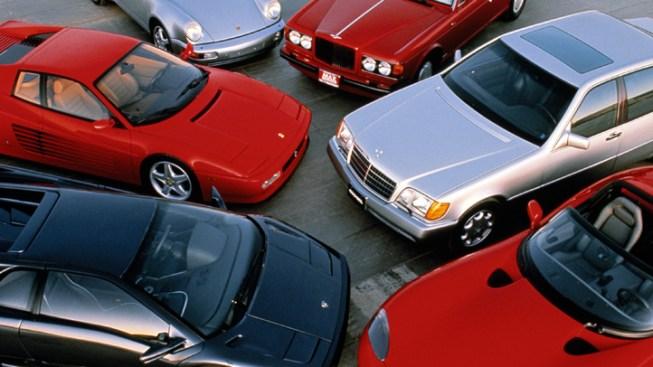 Monaco Fender Bender: 5 Cars Worth $1.1 Million