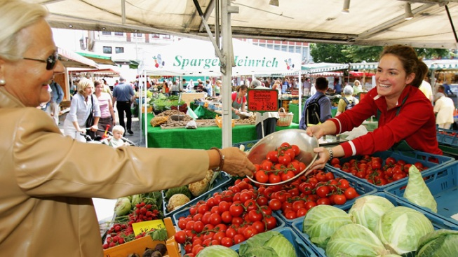 Farmers Markets Surge in Popularity