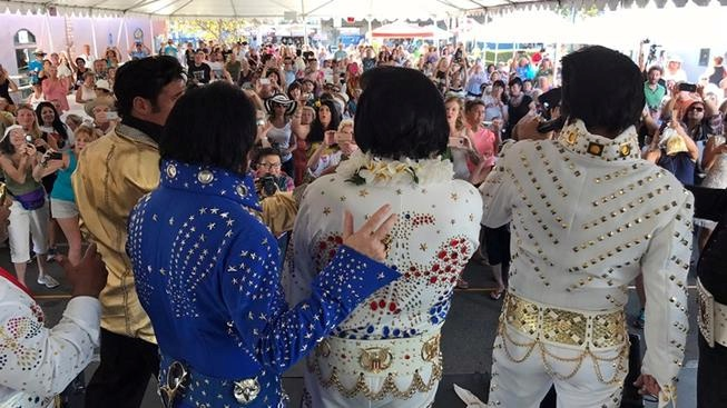 Major Elvis Festival Tenderly Turns 20