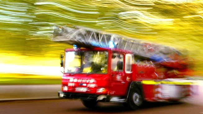 Lightning Causes Small Fire in Rancho Santa Fe