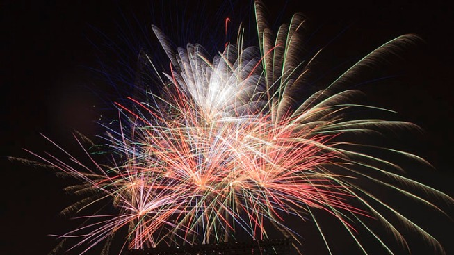 4th of July Events and Fireworks in San Diego