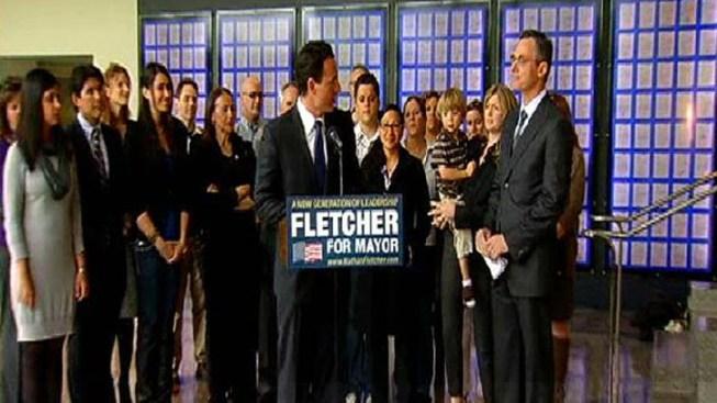 Fletcher's Education Plan Focuses on Tech