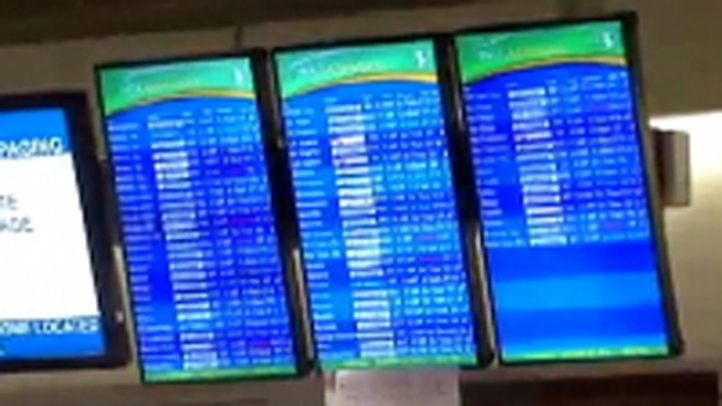 Local Flights Delayed or Canceled to Salt Lake City