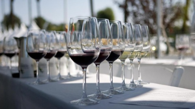 Sunny Supping: Food + Wine Festival Palm Desert