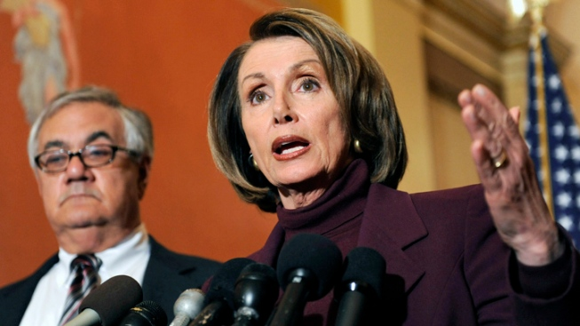 Top House Dems Visit Late Night to Talk Campaign Finance