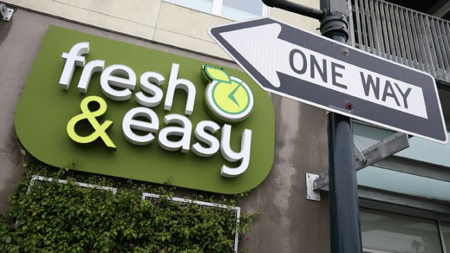 Fresh & Easy Closing All Stores, Including 8 in San Diego County