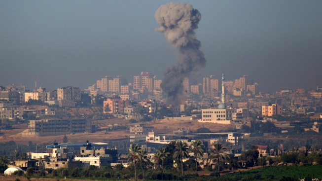 Israel to Hold Fire During Egypt Premier's Gaza Visit
