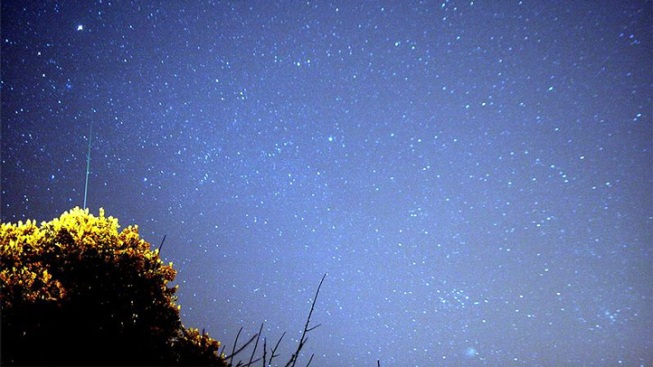 Pre-Dawn Meteor Shower to Light up Sky