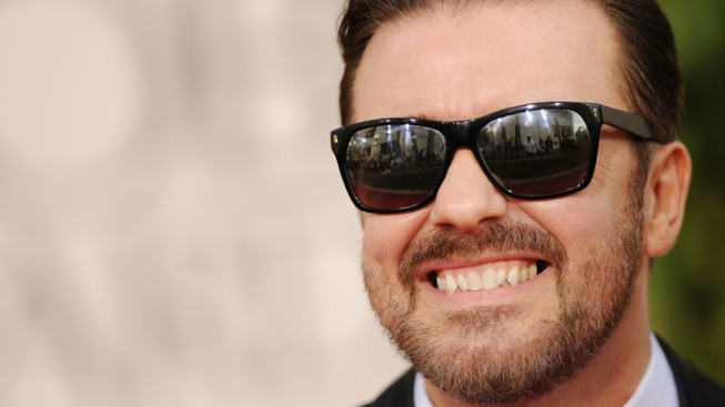 Ricky Gervais on Golden Globes: No Topic Off Limits