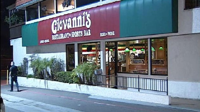 Employees Tied Up in Italian Restaurant Robbery