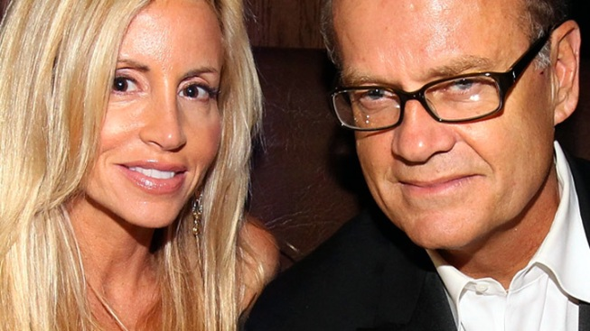 Kelsey and Camille Grammer Reach Divorce Settlement