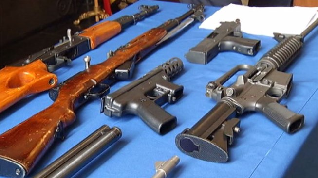 "90 Firearms Turned in at Gun ""Buy-Back"" Event"