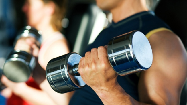 Gyms Busting Guts for Holiday Season
