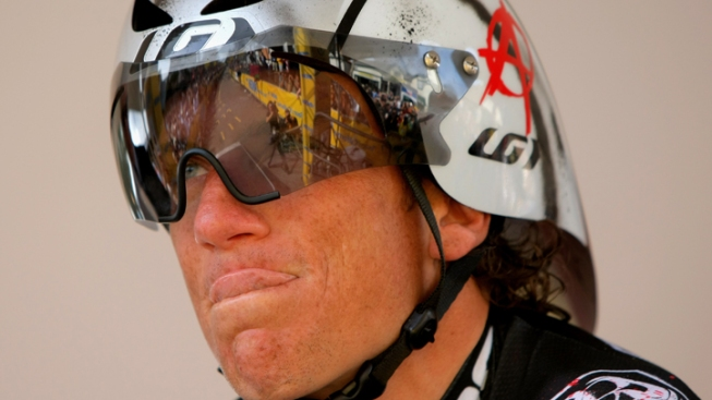 American Tyler Hamilton to be Stripped of Athens Gold for Doping