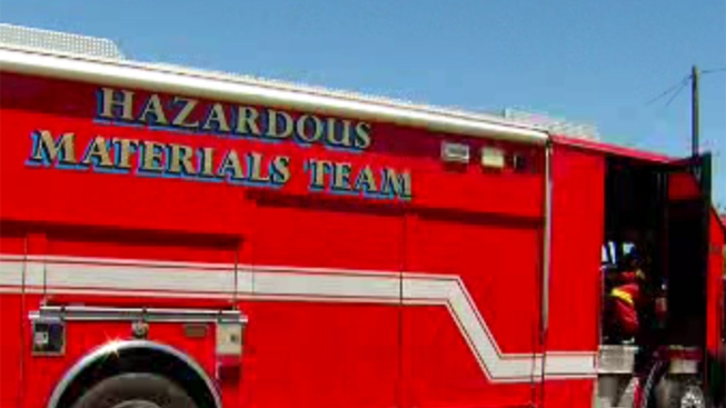 HAZMAT Investigating Possible Cyanide