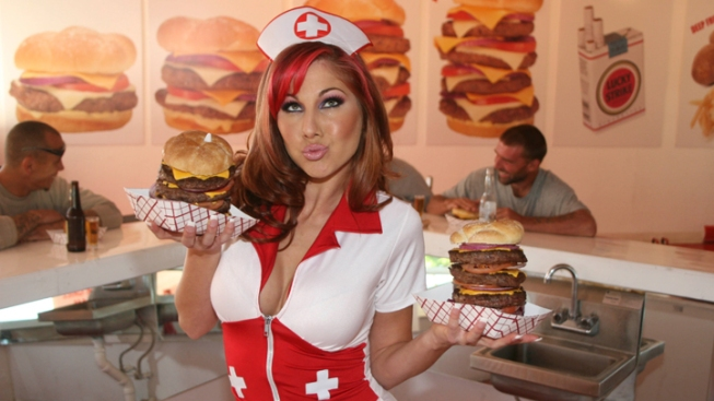 "Second ""Heart Attack Grill"" Customer Collapses at Las Vegas Restaurant"