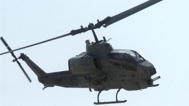 Military IDs Chopper Crash Victims