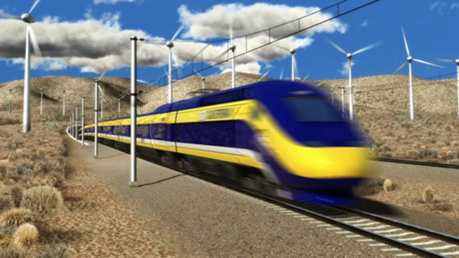 California to Owe Feds $180M for High-Speed Rail