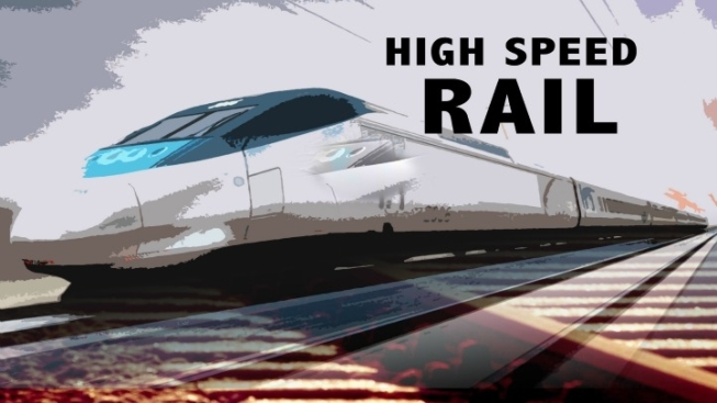 Contract Approved to Start Construction of California High-Speed Rail