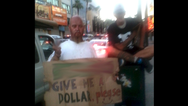 Panhandlers Charged in Woman's Stabbing Death in Hollywood