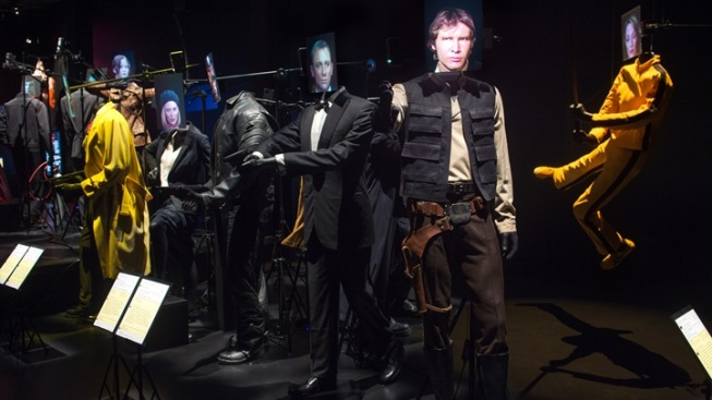 Movie-Major Clothing: Hollywood Costume Exhibit