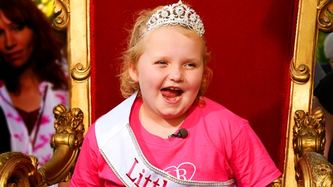 Honey Boo Boo and Family Involved in Serious Car Crash