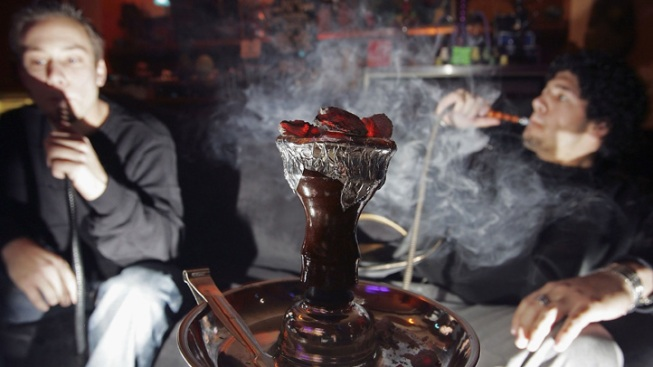 Study Suggests Banning Hookah Lounges