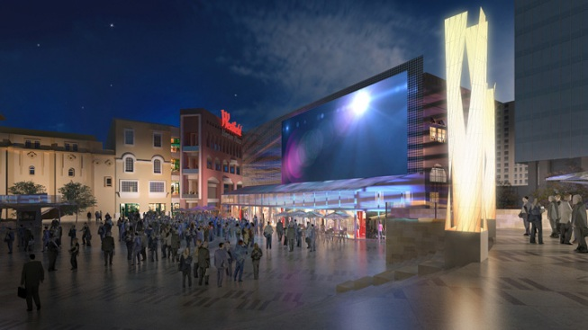 Council Approves Plans for Horton Plaza